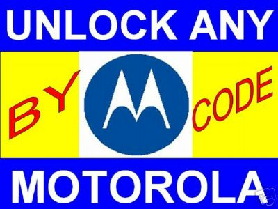 Product picture MOTOROLA REMOTE UNLOCK CODE SOFTWARE V3 RAZR, MPX200, V300, V400, V500, V505, V525, V551, V600  + MORE! GUARENTEED 100 OR MONEY BACK!